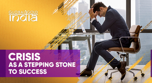 Crisis as a stepping stone to success