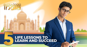5 life lessons to learn and succeed