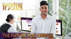 The future you create together with Global IndiaGold